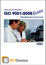 ISO 9001 Basics Training