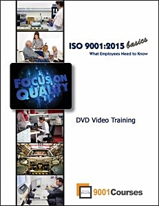 ISO 9001:2015 Basics Training