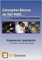 ISO 9000 Basics Training (Spanish)