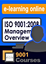 ISO 9001:2008 Management Overview