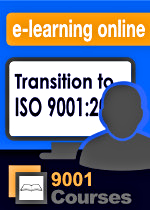Tranition to ISO 9001:2015