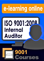ISO 9001:2008 Internal Auditor